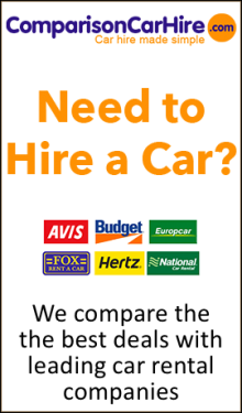 Comparison Car Hire